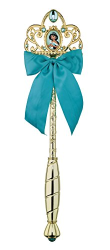 [Disguise Jasmine Deluxe Disney Princess Aladdin Wand, One Color] (Jasmine And Aladdin Costumes)