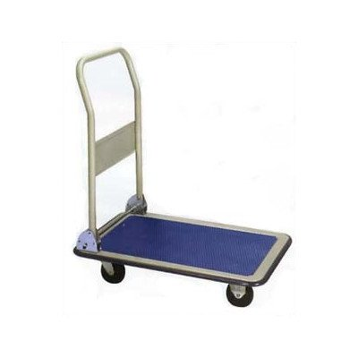 (Deluxe Folding Handle Platform Dolly Size: 23