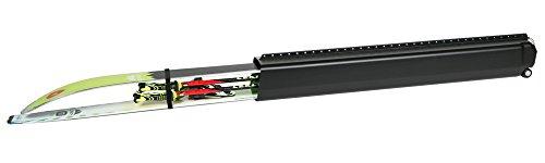 Sportube Reise-Etui Series 1 Hard Case, Black, 212 x 16.8 x 14 cm, 511BKSW