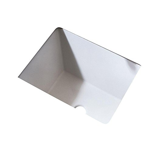 (American Standard 0610.000.020 Boulevard Undercounter Bathroom Sink, White)