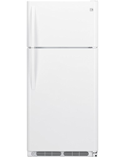 Kenmore 70502 18 cu. ft. Top Freezer Refrigerator, White