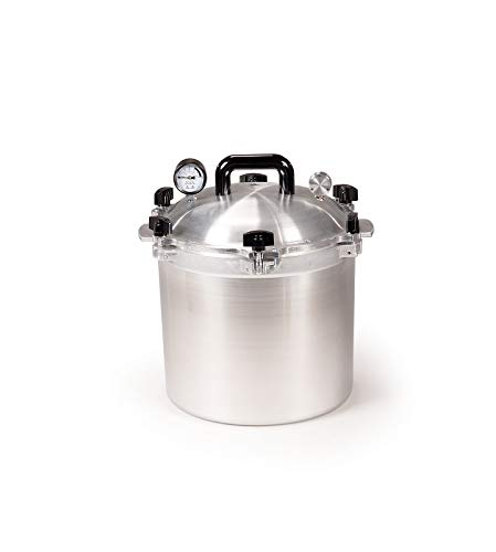 All American 21-1/2-Quart Pressure Cooker Canner from All American