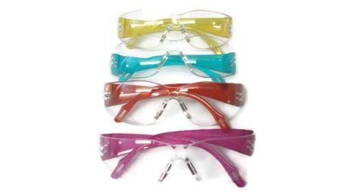 Gafas de Seguridad Ciencia para NIños Chicos Material Policarbonato Amarillo