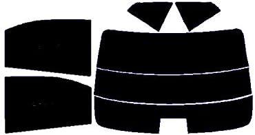 カット済みカーフィルム トヨタ TOYOTA SAI サイ AZK10 専用 スーパーブラック/ハード リア下部ブレーキランプ部分 くり抜き加工あり