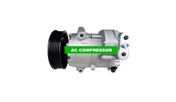 Amazon.com: GOWE AUTO AC COMPRESSOR for AUTO AC COMPRESSOR CVC6 FOR CHEVROLET OPEL 13250608/13271268/13271268/351340361/: Home Improvement
