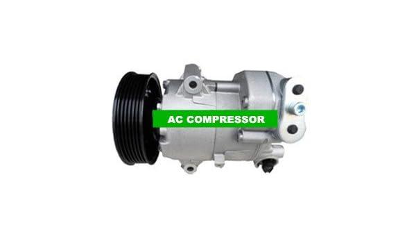 Amazon.com: GOWE AUTO AC COMPRESSOR for AUTO AC COMPRESSOR CVC6 FOR CHEVROLET OPEL 13250608/13271268/13271268/351340361/: Home Improvement