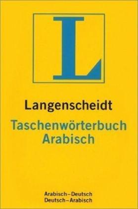 Langenscheidt Taschenwörterbuch Arabisch