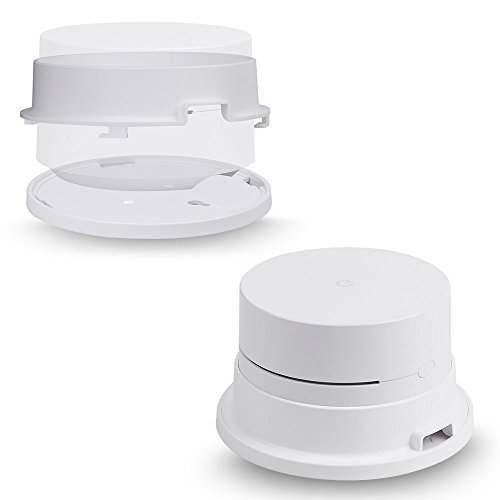 Wall Mount Holder for Google Wifi System by Koroao, Ceiling Bracket Stand for Google Wifi (3 PACK)