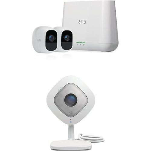 Arlo Smart Home Security Camera Starter Bundle - Indoor / Outdoor security cameras