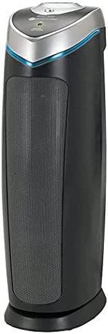 Germ Guardian True HEPA Filter Air Purifier with UV Light Sanitizer, Eliminates Germs, Filters Allergies, Poll