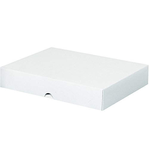 """Aviditi R1 Stationery Folding Cartons, 8 1/2"""" x 11"""" x 2"""" (Pack of 200) for sale"""