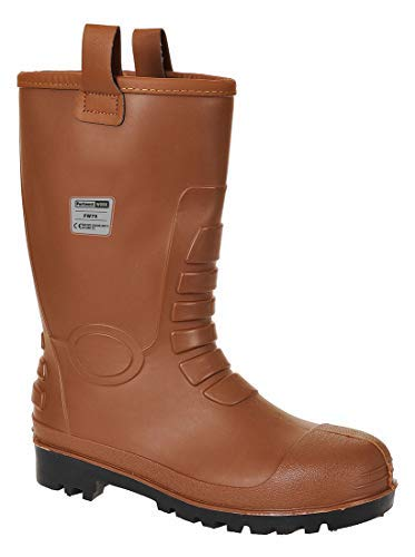 Portwest Neptune Rigger Boot Tan 11 R