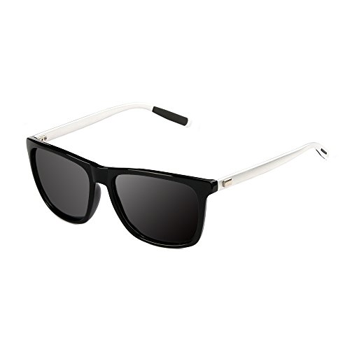 Unisex Polarized Aluminum Sunglasses - Stylish Vintage Sun Glasses For - Real Optics Designer Is