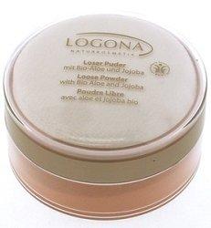 Logona Natural Body Care - Loose Powder Golden Bronze 02 .53 oz - Eyeshadows, Blushes and Pressed Powders