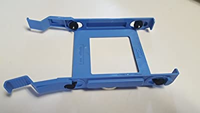"""DELL X9FV3 OEM 2.5"""" SSD/HDD Hard Drive Bracket Tray Adapter - for Dell OptiPlex 3040 5040 7040 MT Inspiron Vostro 3600 3650"""