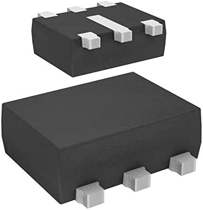 USBULC6-2P6 TVS DIODE 5V 17V SOT666 Pack of 100