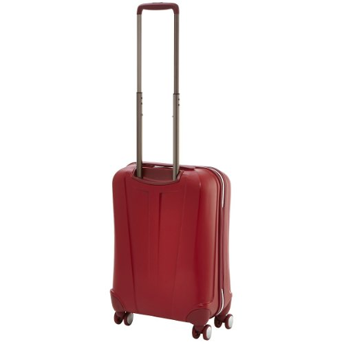 March - Koffer / Trolley S - 4R - Vision - Red