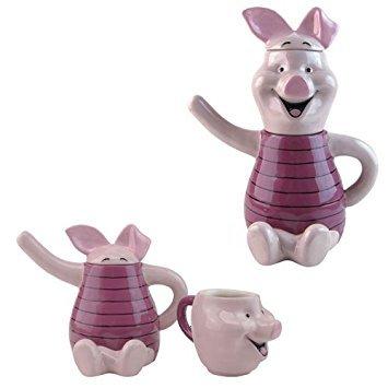 Westland Giftware Piglet Ceramic Tea For One, 75