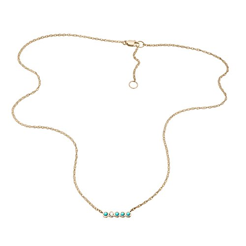Maya Diamond Necklace (Jennifer Zeu Darby Necklace)