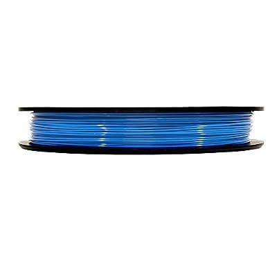 MakerBot PLA Filament, 1.75 mm Diameter, Large Spool, Blue from MakerBot