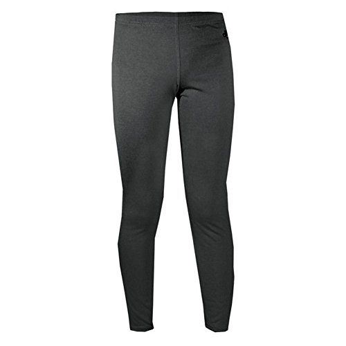 Hot Chillys Youth Midweight Bottom (Black, (Hot Chillys Long Underwear)