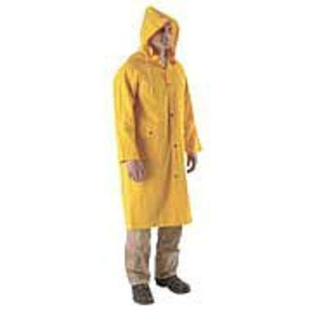 Raincoat, Yellow, 3XL Pack of 5