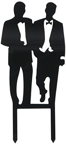 Unik Occasions Homosexual Acrylic Wedding product image
