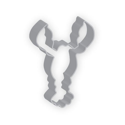 The American Cookie Cutter by Flavortools Lobster Cookie Cutter, 5-1/2-Inch, Set of 12