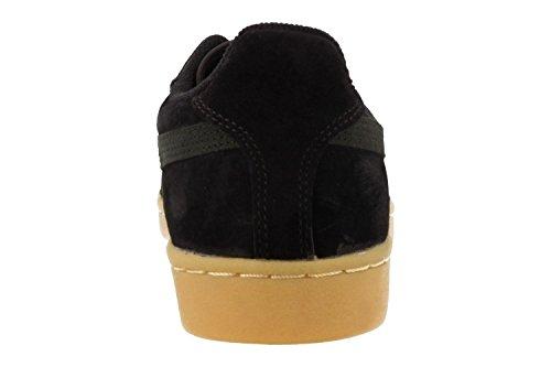 Onitsuka de Gymnastique Black Tiger Noir Mixte Chaussures Black Adulte rrnPx4