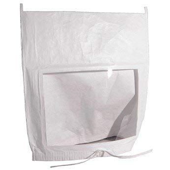 3M FT-14 Replacement Test Hood for Respirator Qualitative Fit Test Kit, 2/Pack by 3M