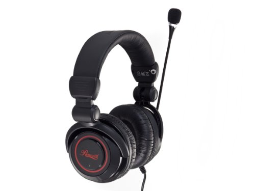 Rosewill RHTS 8206 5 1 Channel Vibration Headset