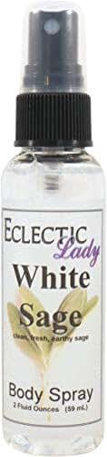 White Sage Body Spray, 2 ounces