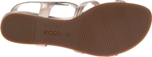 ECCO Odense Buckle - Zapatillas de estar por casa con talón abierto Mujer Light Gold 1411