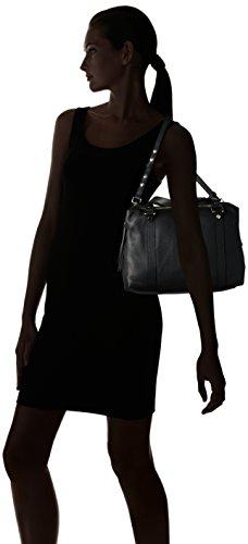 Tosca Blu Buttercream Tea - Bolso con asas Mujer Negro - Schwarz (BLACK C99)