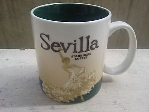 Starbucks Sevilla Global Icon Series Mug, Spain 16 Oz by Starbucks