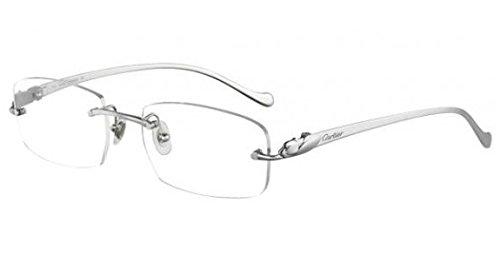 94270d8621 lunettes de vue cartier corbetti frb t8100914: Amazon.fr: Vêtements ...