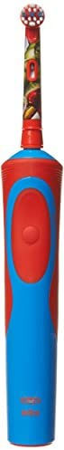 Oral-B Stages Power Kids Electric Toothbrush Featuring Marvel Avengers Characters by Oral-B