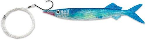 Williamson Live Ballyhoo 9- J Rig Fishing lure (Blue, Size- 9)