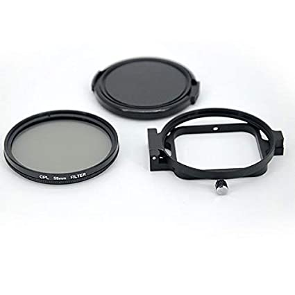 Review 58mm CPL Filter Lens