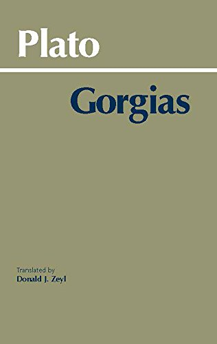 Gorgias (Hackett Classics)