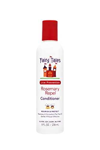 Price comparison product image Fairy Tales Rosemary Repel Daily Kid Conditioner for Lice Prevention - 8 oz