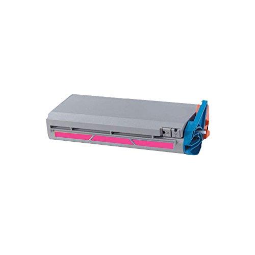 41963602 Compatible Magenta Laser/Fax Toner Cartridge for Okidata ()