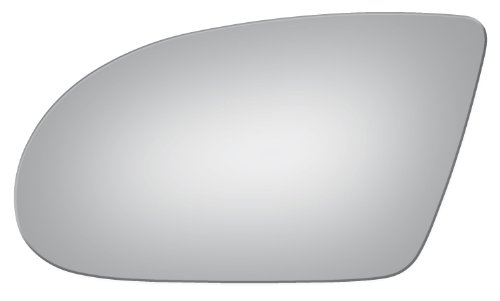 Flat Driver Left Side Replacement Mirror Glass for 1993-2002 Chevrolet Camaro