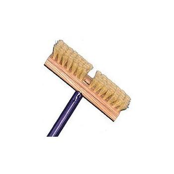 Amazon Com Long Reach Floor Amp Carpet Scrub Brush With