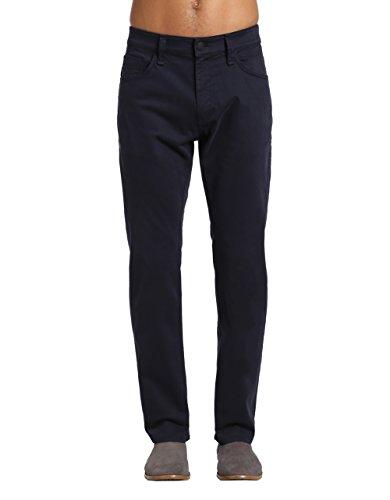 Mavi Men's Zach Regular-Rise Straight-Leg Jeans, Dark Navy Twill, 31W x (Brushed Twill Trousers)