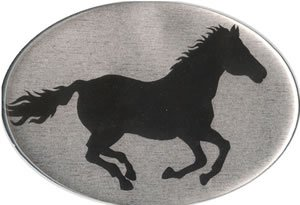 Knockout 664.1 Horse Plastic Hitch (Horse Hitch Cover)