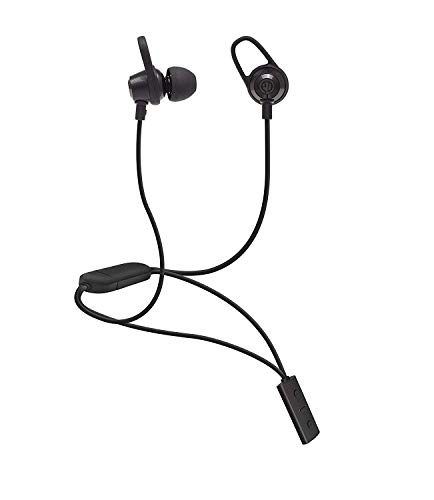 Wicked Audio Bandido Wireless Bluetooth Earbuds with Microphone and Track Control (Black)