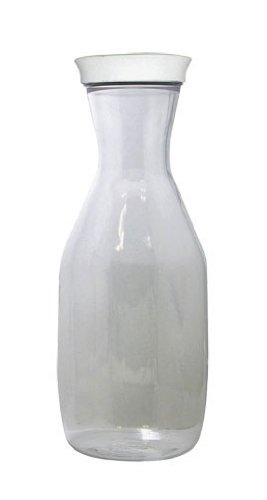 Update International (PCD-33) 33 oz Polycarbonate Decanter (Glasses Polycarbonate Plastic)
