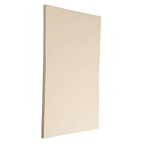(JAM PAPER Legal Parchment 65lb Cardstock - 11 x 17 Tabloid Coverstock - Natural Parchment - 50 Sheets/Pack)