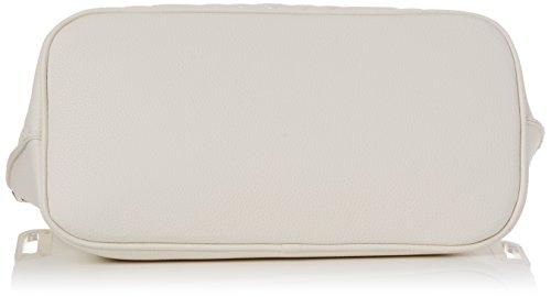 Miss Selfridge Cabas Quilt white Blanc YrxYwH